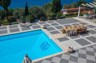gallery garbis villas pool amenities