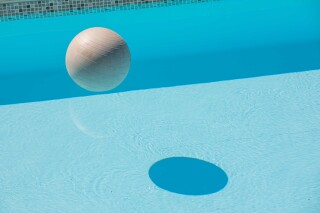 gallery garbis villas pool ball