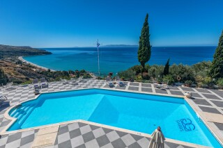 garbis villas in kefalonia