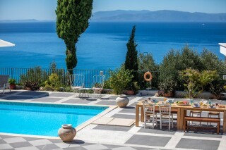 garbis villas on kefalonia island